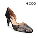 ECCO ALICANTE 壓紋設計正式跟鞋-壓紋