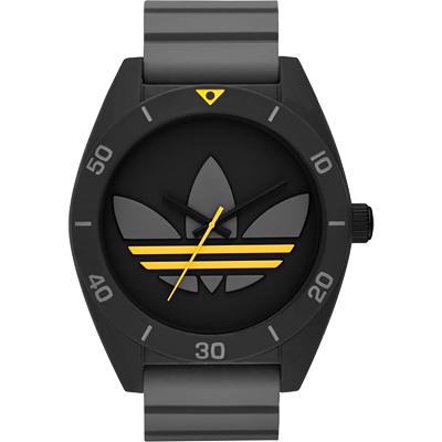 adidas-Santiago-三葉草運動時尚腕錶