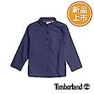 Timberland 女款航海藍七分袖襯衫