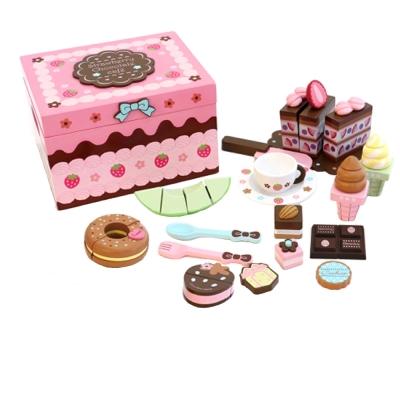 日本Mother Garden - 野草莓巧克力點心盒