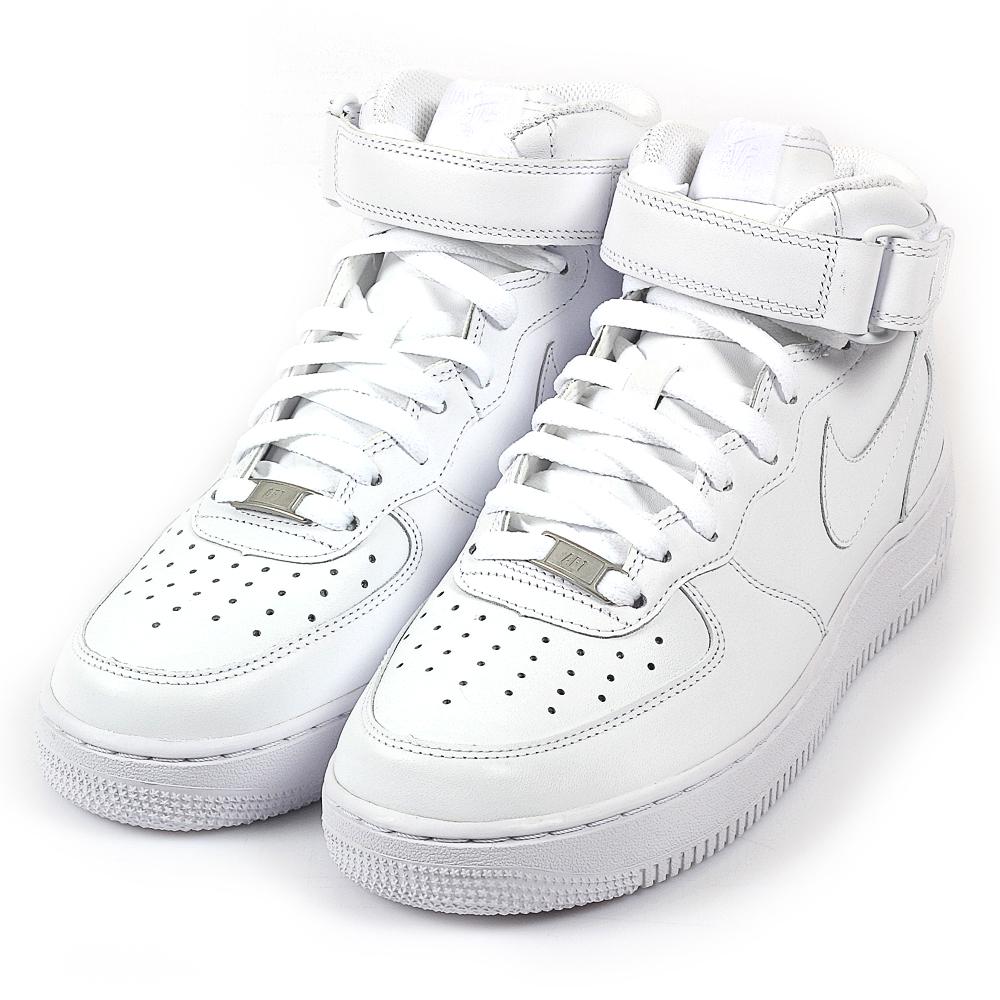 (男)NIKE AIR FORCE 1 MID 07 休閒鞋 315123-111 | 休閒鞋 |