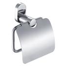 Homeicon 衛浴配件-亮面不鏽鋼衛生紙架