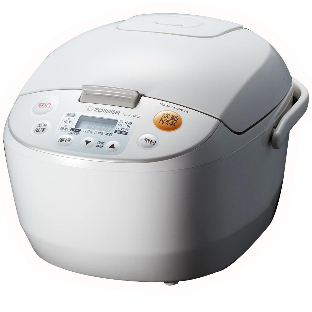 象印10人份微電腦電子鍋(NL-AAF18)