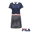 FILA女性休閒洋裝(學院藍)5DRR-1439-NV