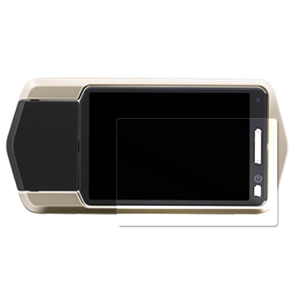 Kamera for Casio EX-TR15高透光保護貼