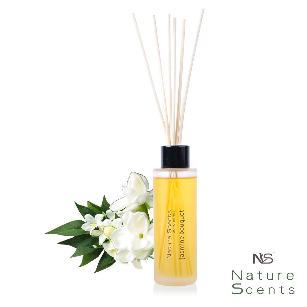 Nature Scents 自然芬芳 香氛擴香瓶組60ml(茉莉花)
