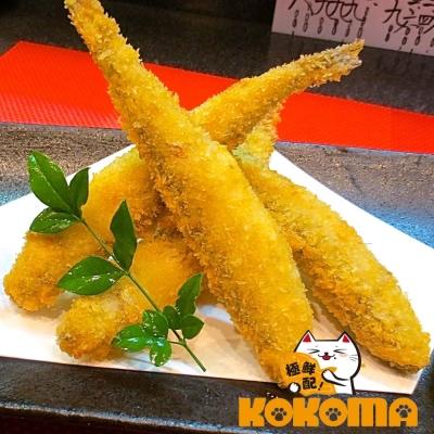 極鮮配 黃金柳葉魚(200g±10%/包)-10包