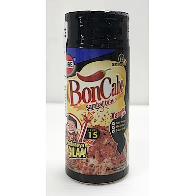 BonCabe辣椒粉-15級大辣(45g)