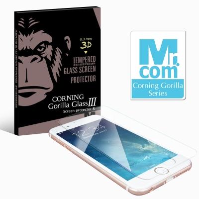 Mr.com 康寧3D滿版0.3mm超薄9H玻璃保護貼 - iPhone6 Pl...