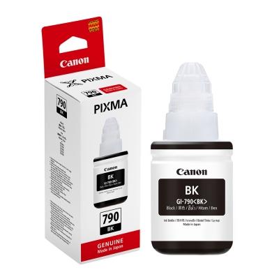CANON GI-790BK 原廠黑色墨水