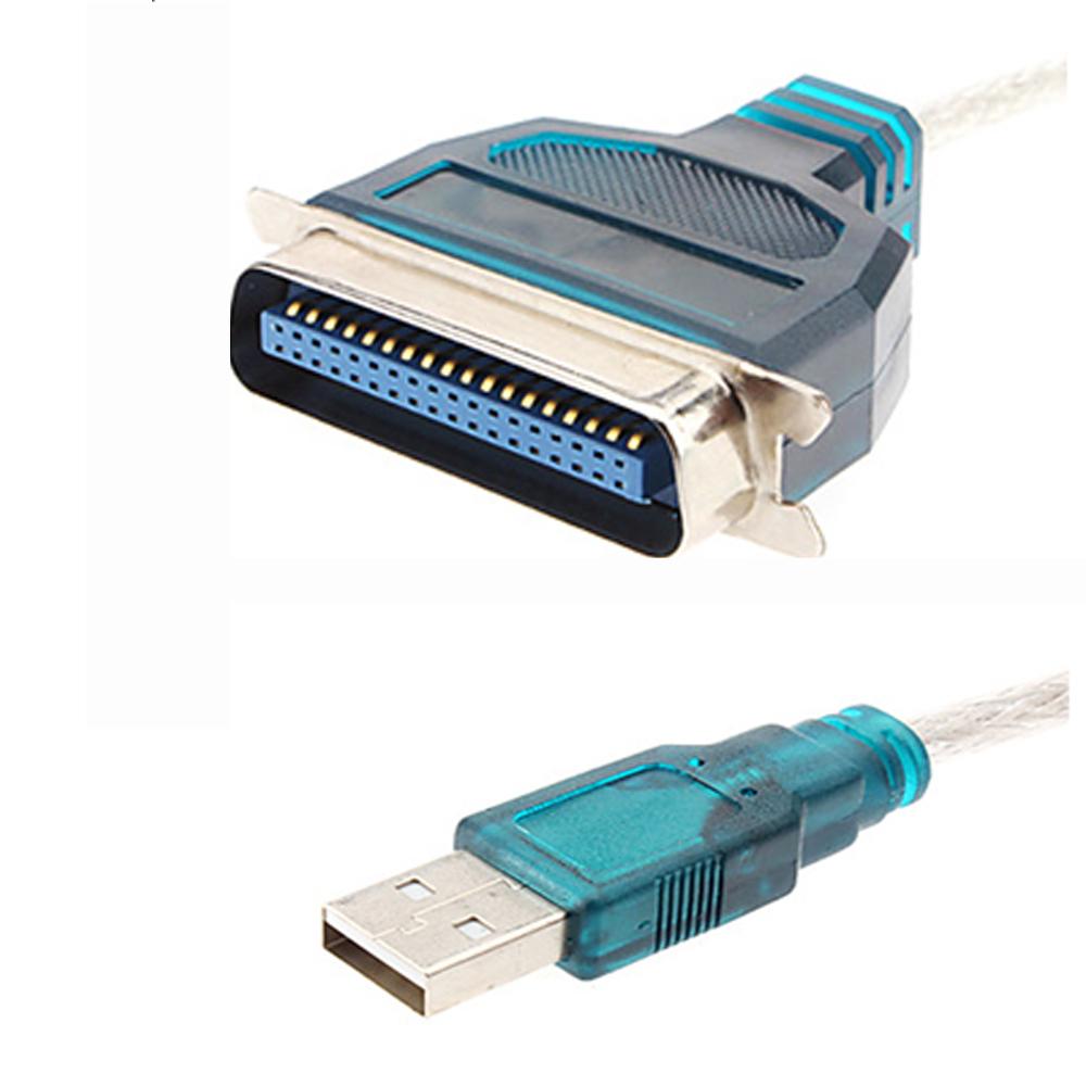 Bravo-u USB to IEEE1284 標準印表機高速連接線(1M)