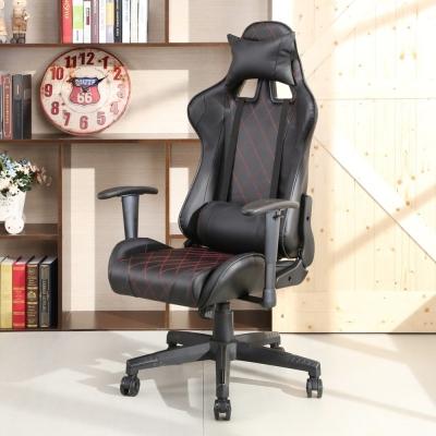 LOGIS- 邁巴赫皮面電競椅 辦公椅 電腦椅 主管椅 賽車椅 皮椅