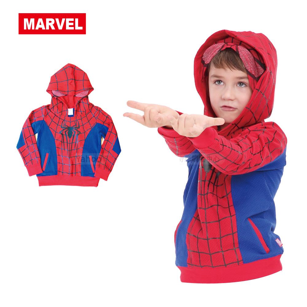 蜘蛛人全版連帽上衣