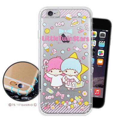 三麗鷗KIKILALA iPhone6s/6 Plus 5.5吋空壓氣墊手機殼(...