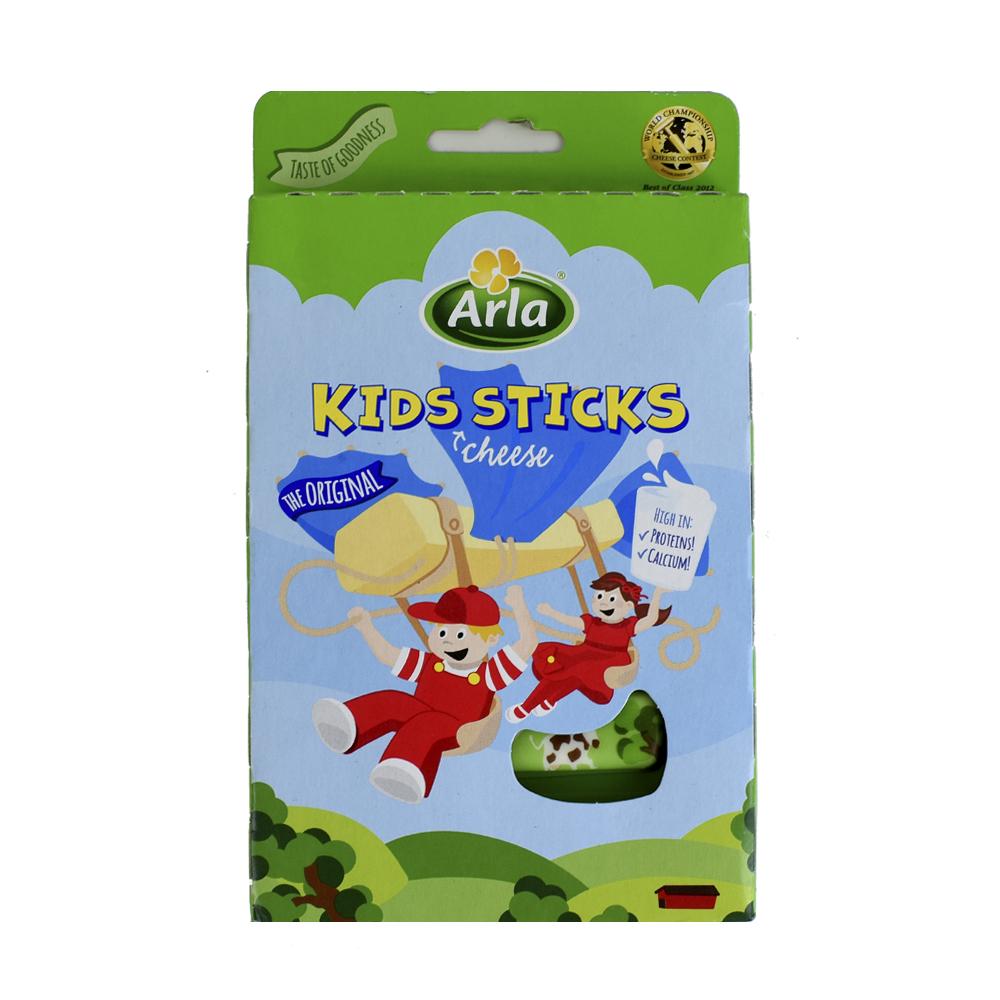 Arla  丹麥兒童乳酪棒 (4入組)