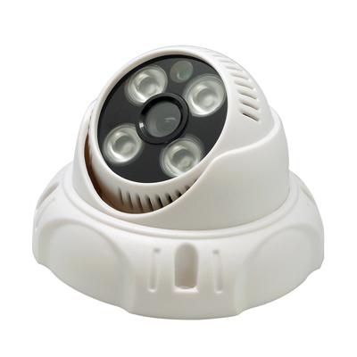 監視器攝影機 - 奇巧 AHD 720P SONY 130萬畫素四陣列燈半球型夜視攝影機