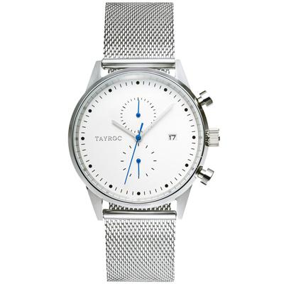 TAYROC 羅霸特二號計時腕錶(TXM089)-43mm