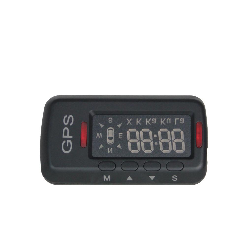 響尾蛇 HUD300 抬頭顯示器 GPS衛星接收 SPS語音警示-快