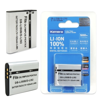 Kamera 佳美能 For Olympus LI-50B 高容量相機鋰電池