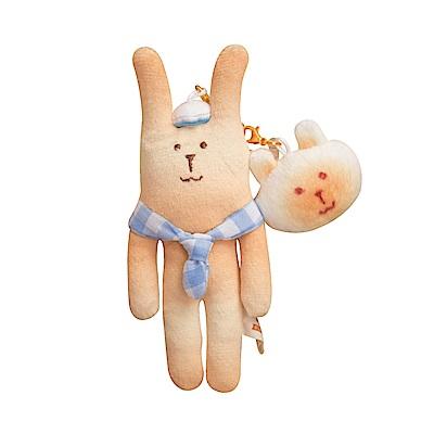 CRAFTHOLIC 宇宙人 烘焙師傅兔親子吊飾