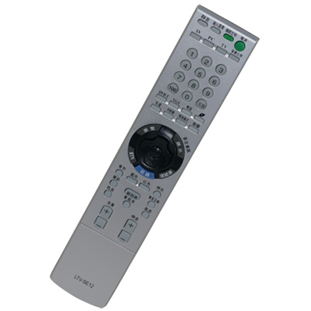 KINYO 多廠牌液晶電視遙控器 LTV-SE12