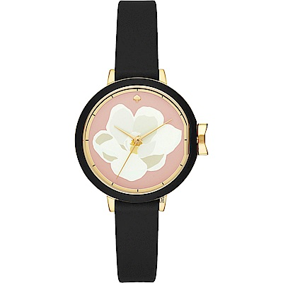 Kate Spade Park Row 花漾戀人手錶-34mm