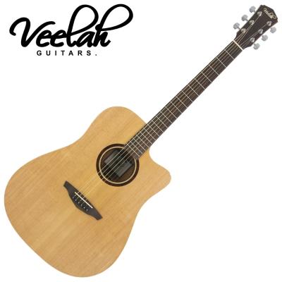 VEELAH V1-DC 民謠吉他