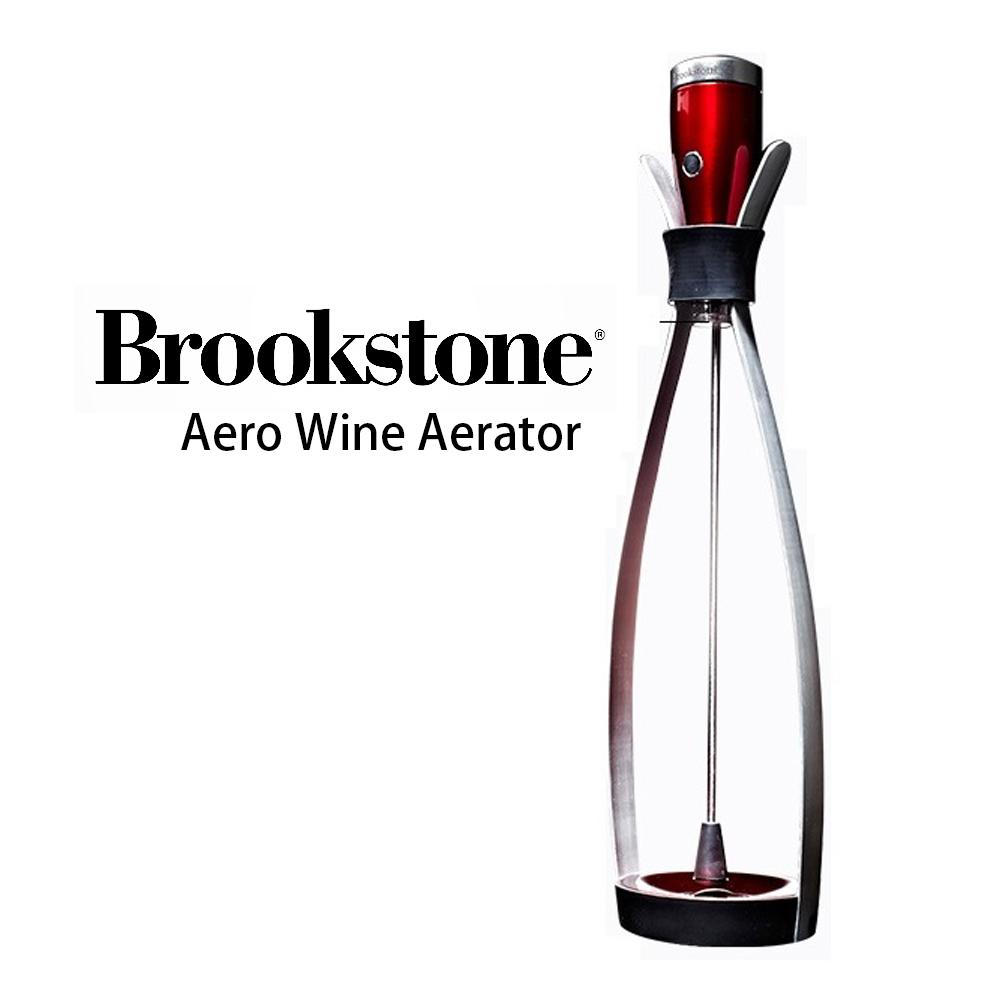 美國Brookstone Aero紅酒醒酒器