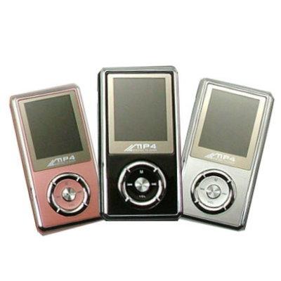 電池機-可更換電池 1.8吋 MP4 4GB   附贈7大配件!!
