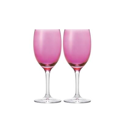 【ADERIA】日本進口葡萄酒專用玻璃對杯