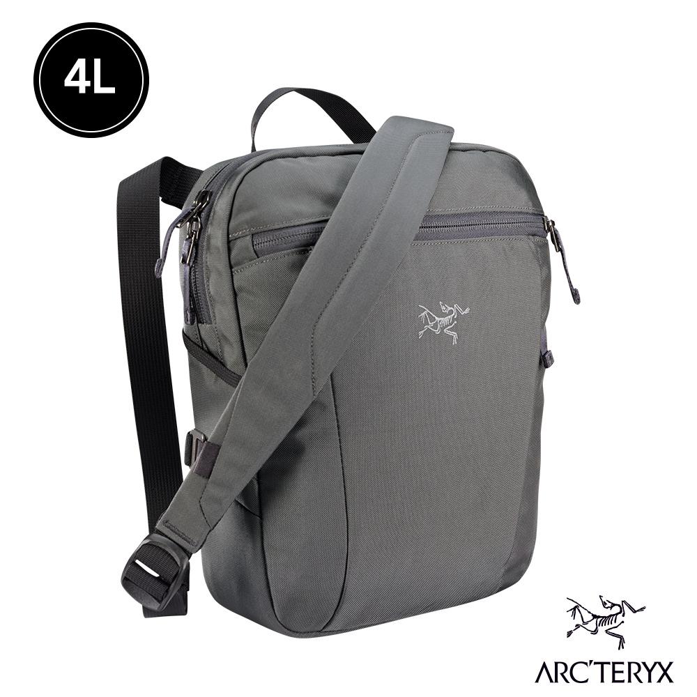 Arcteryx 始祖鳥 24系列 Slingblade 4L 多功能斜背包 灰