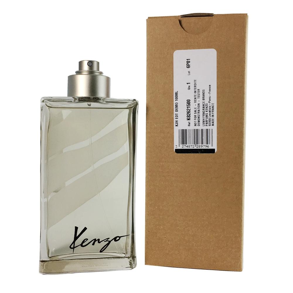 KENZO Jungle 斑馬男性淡香水 100ML TESTER