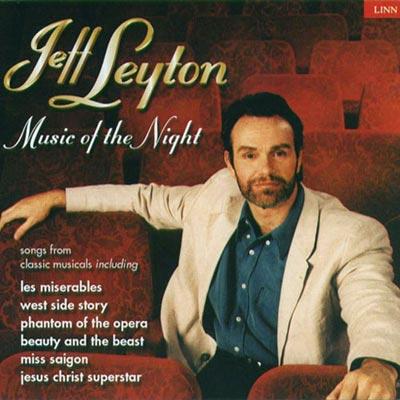 傑夫.萊頓 - 魔法之夜 CD