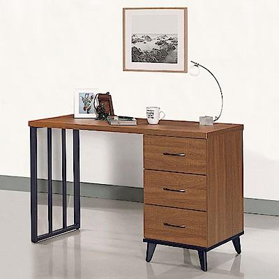 Bernice-奧雷4尺工業風書桌/工作桌-121x56x81cm