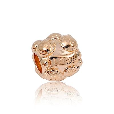 Pandora 潘朵拉 家庭之愛 玫瑰金 純銀墜飾 串珠