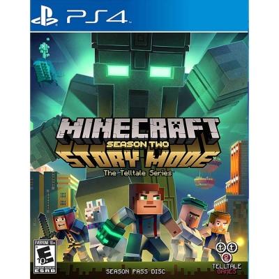 我的世界:劇情模式 第二季 Minecraft Story Mode 2-PS4中英文美版