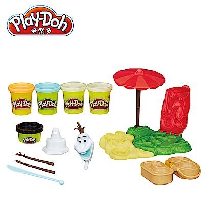 Play-Doh培樂多-雪寶遊戲組