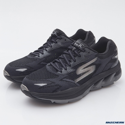 SKECHERS(男)跑步系列GO Run Ultra R-54005BKGY