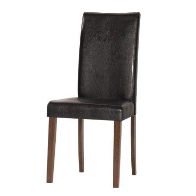 Boden-貝莎時尚現代實木高背餐椅/單椅-45x60x96cm