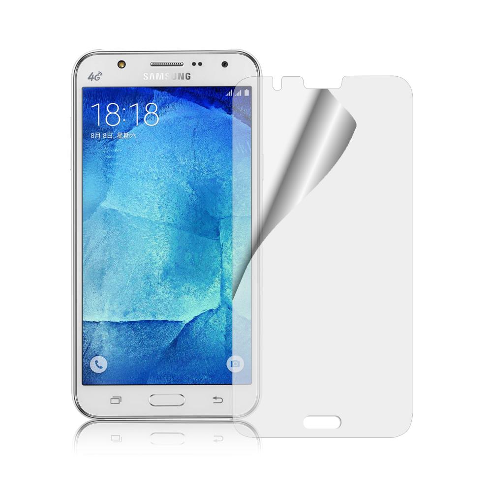 魔力 Samsung GALAXY J7 霧面防眩螢幕保護貼