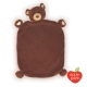 美國 Apple Park 有機棉安撫巾彌月禮盒 - 小熊 product thumbnail 1
