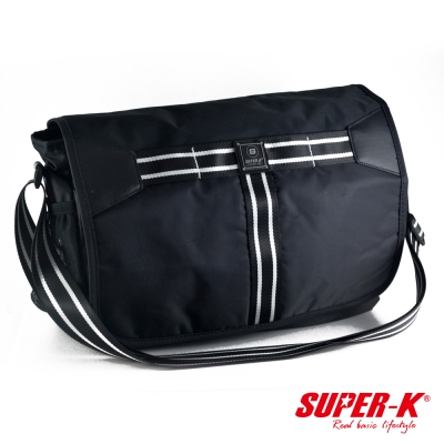 【SUPER-K】休閒側背包-(SHX21531)