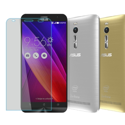 g-IDEA ASUS ZenFone 2  5.5吋 霧面防指紋螢幕保護貼
