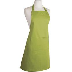NOW 平口單袋圍裙(綠)