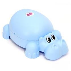 【OKbaby】寶寶便盆(河馬造型)