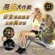 【Rock Gym】8合1搖滾運動機 全方位多功能健身機 贈二條強效拉力繩 (洛克馬企業) product thumbnail 2