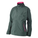 【Berghaus貝豪斯】女款GT防水透氣外套H22F07-綠