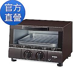 TIGER虎牌 5段式溫控電烤箱(KAE-H13R_e)