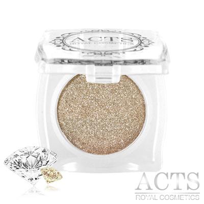 ACTS維詩彩妝 魔幻鑽石光眼影 奢華金鑽D632