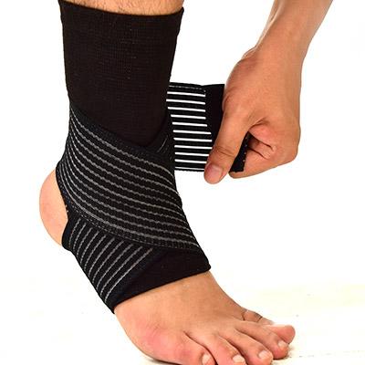 2in1雙重加壓纏繞式護腳踝